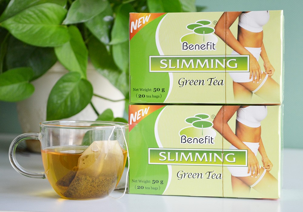 Slimming tea diet