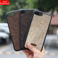 Bulk sale 3d leather for iphone 6plus case,for iphone 6s plus case charger cover oem