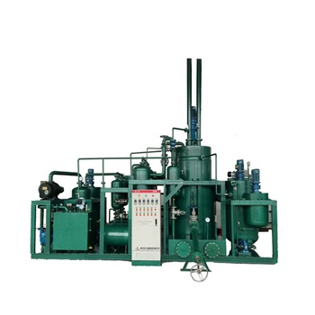 Pyrolysis Oil Production