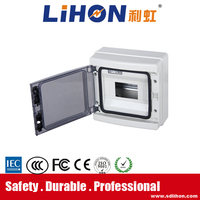Buy Outdoor electrical distribution box with 4pcs in China on ...