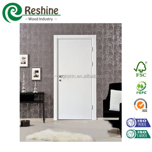 plain white bedroom door. Cheap MDF Interior Plain White Door Bedroom P