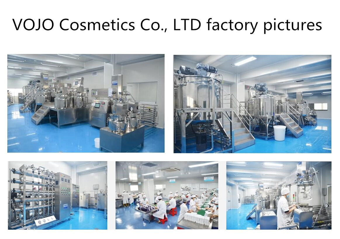 VOJO body butter shampoo packaging machine/ hair dye shampoo packing machine/ herbal black hair shampoo packaging machine
