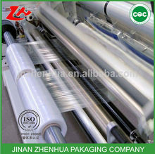 packaging cover clear pvc protective plastic high barrier film