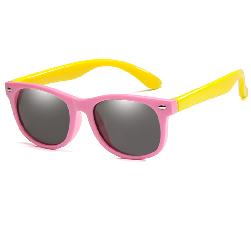 Top selling fashion kid sunglasses plastic frame polarized children sun glasses <strong>custom</strong> logo kids <strong>shades</strong>