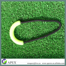 New Fashion Hot Elastic String Cord Silicon Rubber PVC Zipper Puller Rope