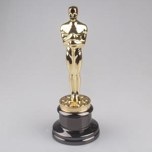 2019 custom golden oscar trophy made in china for awards