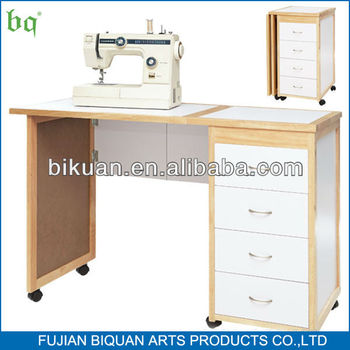 table sewing furniture cabinets sylvia tables machine model