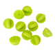 Custom Apple Green Assorted Extra Rubber Pin Backs Wholesale