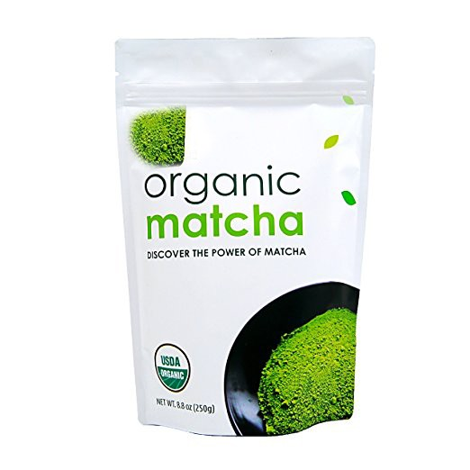 Jade Leaf Matcha Green Tea Powder - USDA Organic, Authentic - Classic Culinary Grade (Smoothies, Lattes, Baking) Antioxidants