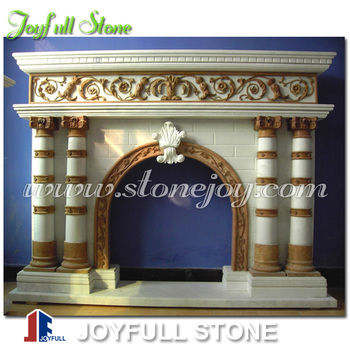 Indoor Used Round Antique Fireplaces For Sale Buy Indoor