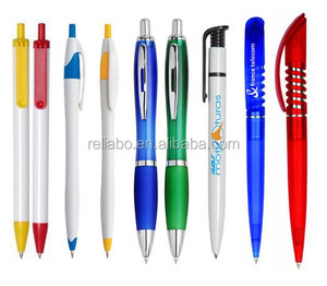 Good quality promotion ballpoint pen with custom logo