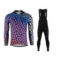 Cycling long sleeve mtb suit wholesale cycling clothing