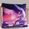 Creative digital printing multifunctional sofa cushion cover