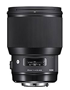 Sigma 85mm f/1.4 DG HSM Art Lens for Sigma SA (321956)