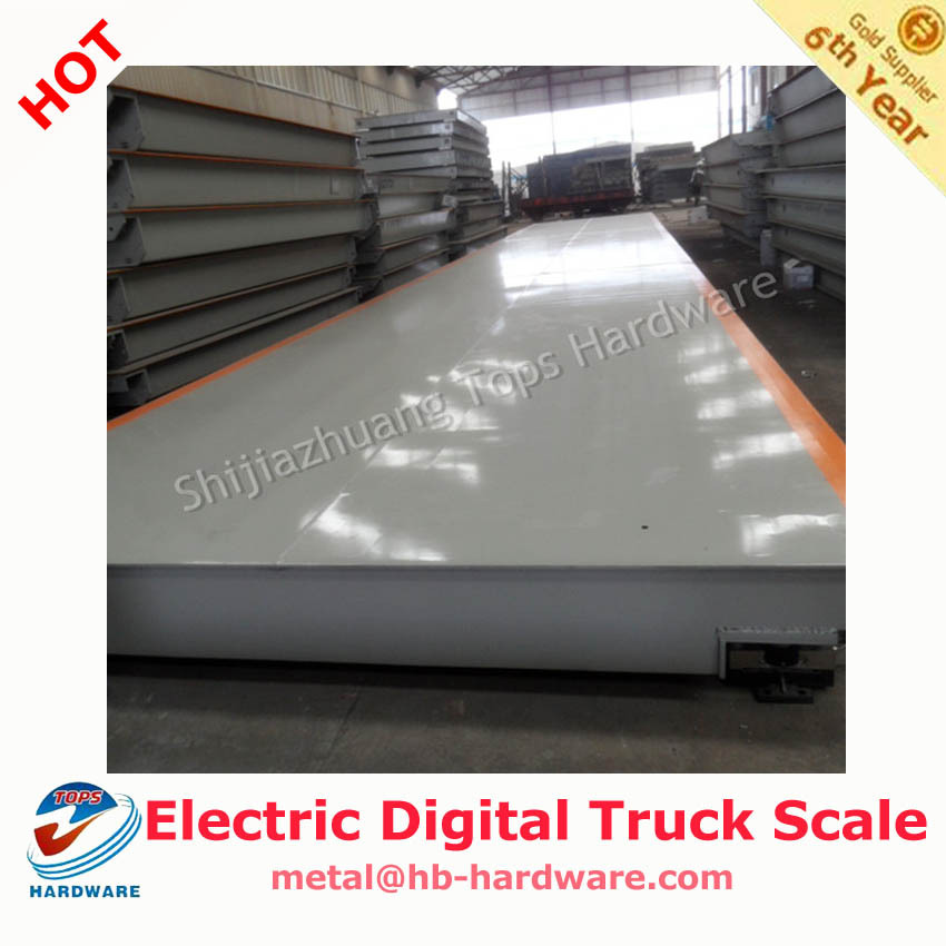 Portable truck scale/weighbridge/ platform weighing scale