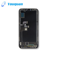 grade aaa digitizer for iphone X lcd screen replace
