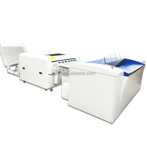 on line uv style used ctp machine 64 channels