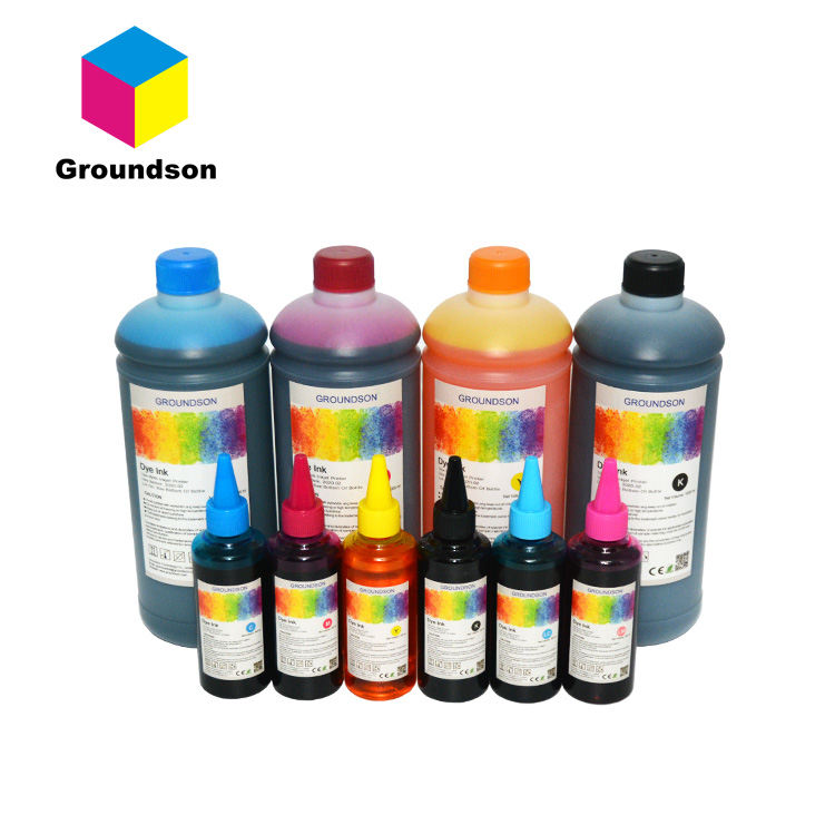 UV resistant Dye refill ink for Epson Surecolor T3200 T5270 T7270 printers