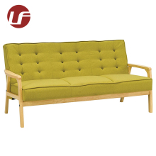 Wholesale modern vintage design fabric 3 seater sofa,fabric sofa sets designs for living room furniture