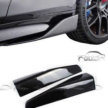 Universal Carbon Fiber Side Skirts Miniskirts body kit for BMW 5 Series G30 G31 Side Surrounded OLOTDI