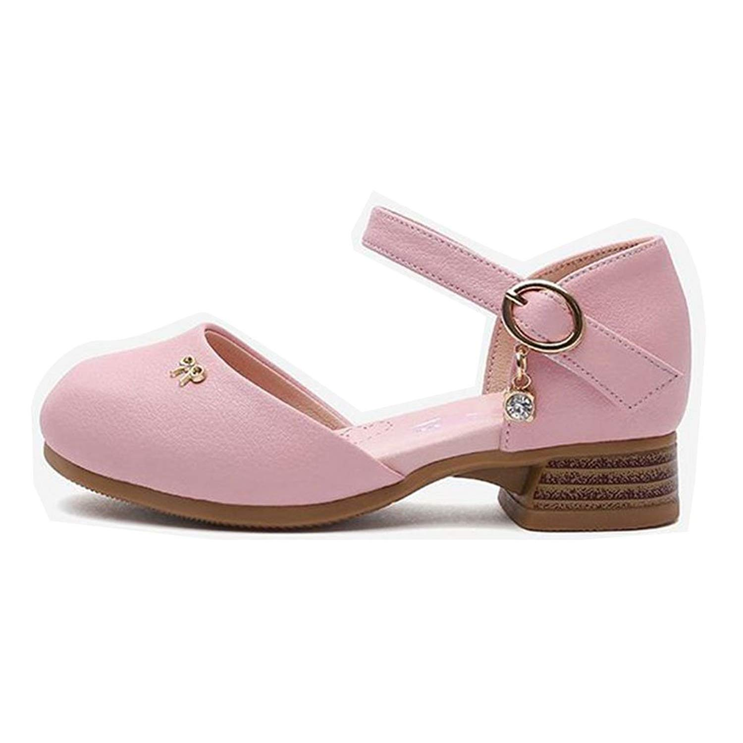 9fc61aef38e8 Get Quotations · GIY Kid Mary Jane Ballet Dress Shoes Casual Bowtie Slip on  Ballerina Princess Flat Shoes