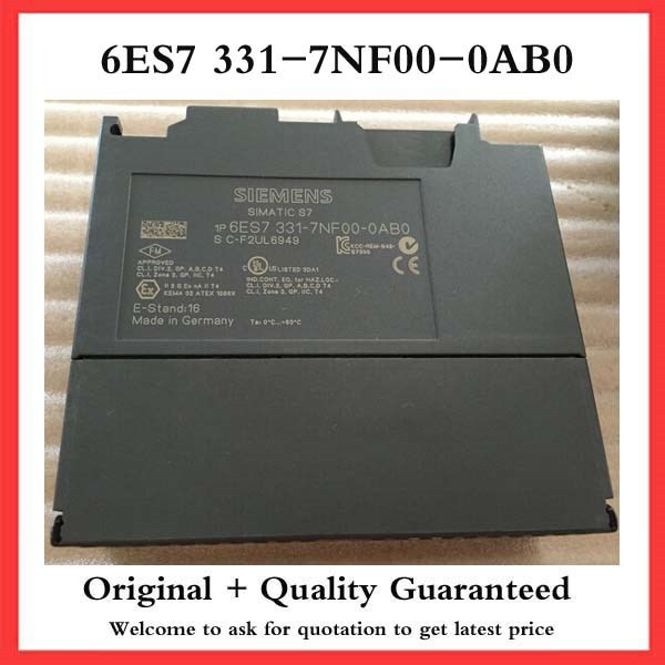 6ES7331 7NF00 0AB0 Analog Input Module PLC 6es7 331 7nf00 0ab0, 6es7 331 7nf00 0ab0 suppliers and 6es7331-7nf00-0ab0 wiring diagram at n-0.co