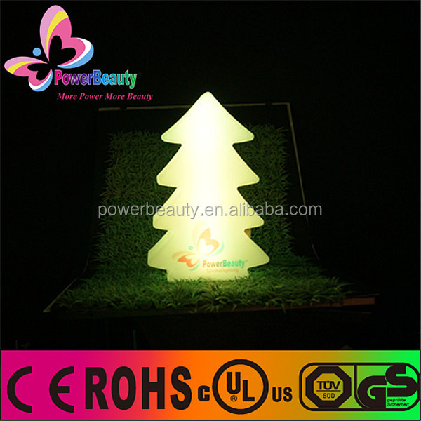 chinese supplier multi color changing festival lighting led christmas tree