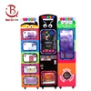 Amusement Crazy monster gift prize vending coin operated game machine