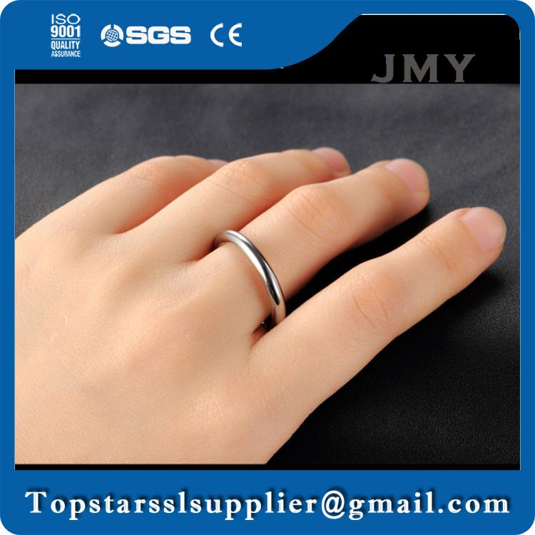 new products simple silicone wedding ring women