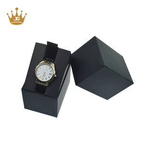 NO MOQ Wholesale Luxury High Quality New Design Custom Square Watch Box