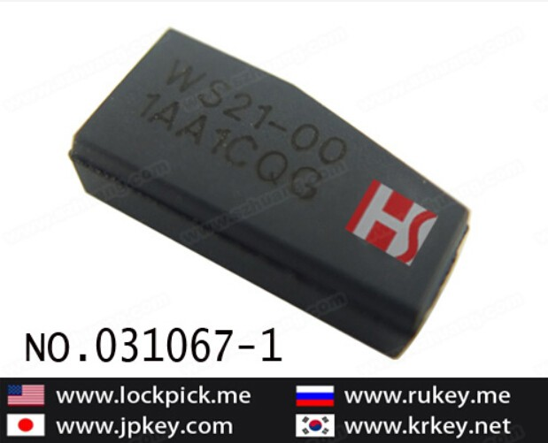 Top quality car 8A,H master transponder chip for Toyo Caroll 031067-1