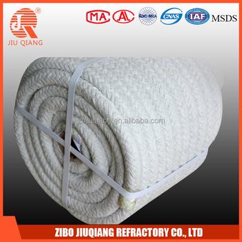High temperature ceramic fiber wool rope buy ceramic for Fiber wool insulation