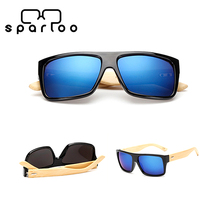 Sparloo 1791 Mens Kunststoff <span class=keywords><strong>OEM</strong></span> <span class=keywords><strong>Bambus</strong></span> <span class=keywords><strong>Sonnenbrille</strong></span> Private Label