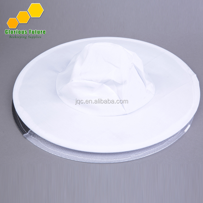 2019 Fashional and Best Quality Beekeeper Equipment Bee Honey Tools Beekeeping Hat for sale