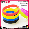 China good quality promotional debossed silicone hand bands