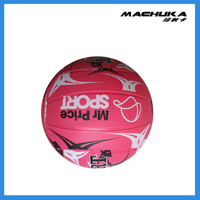 MACHUKA Outdoor Sand Beach Volleyball Game Ball Thickened Soft Rubber Leather Size 5
