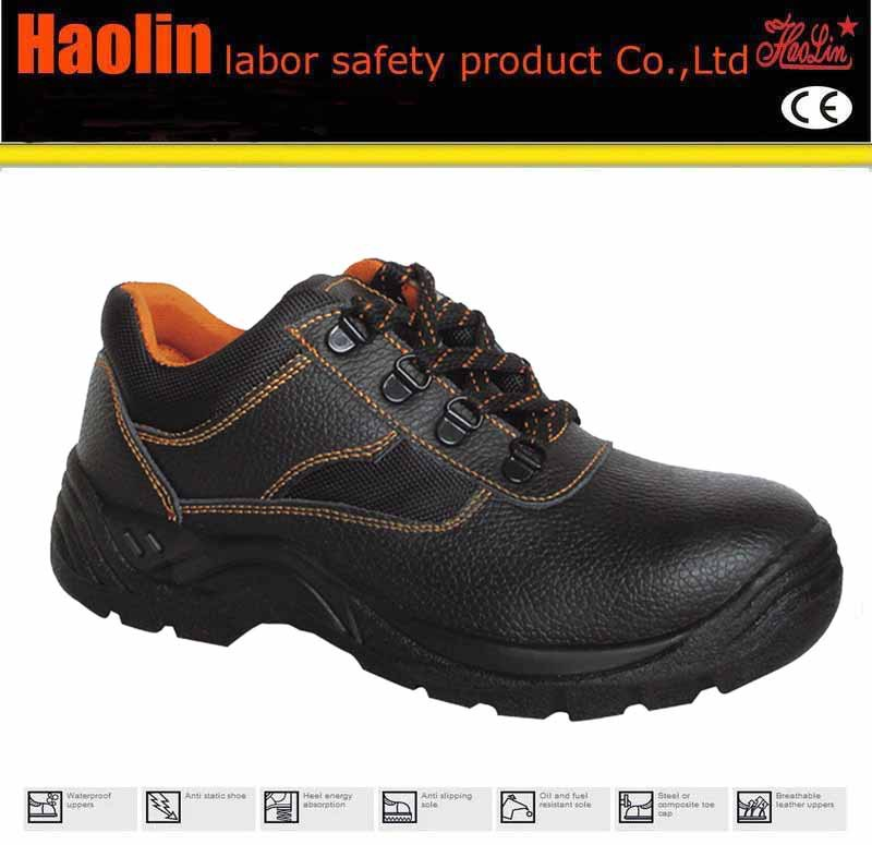 HL-A018 Forklift brand good quality safety shoes/hot-selling working shoes