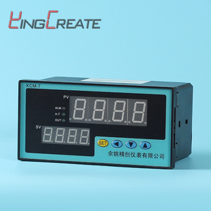 Pressure transducer indicator 0-5v, 0-10v, 4 -20mA input digital display PID controller with RS485/232 MODBUS-RTU