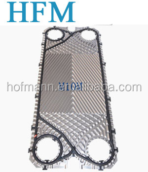 High quality Plate heat exchanger, Spare Parts with generators for sale