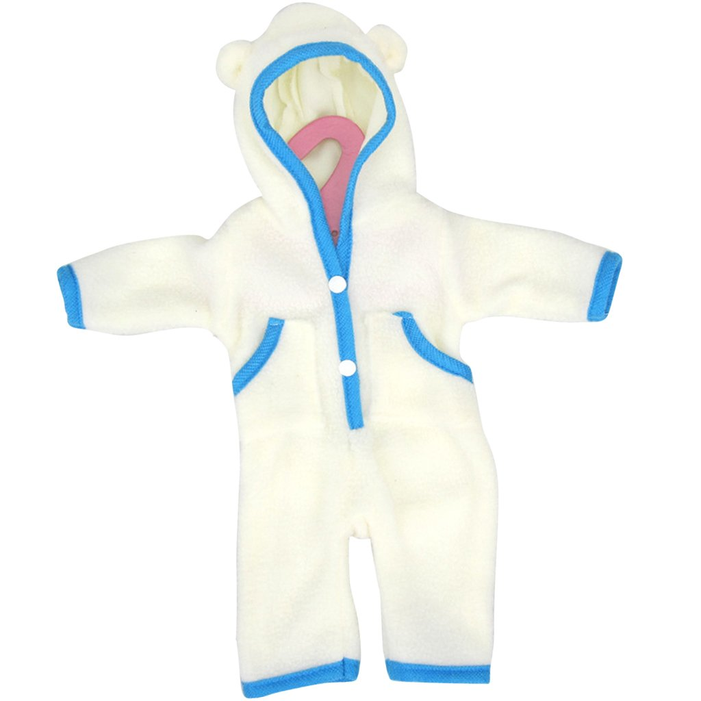 a77264df39b1b Get Quotations · Generic Hooded Fleece All In One Piece Pyjamas Jump Sleep  Suit Onesie PJ Nightwear for 18