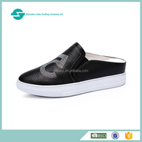 Private label Dongguan shoes breathable casual women shoes
