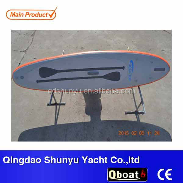 customized colour and design korea drop stitch inflatable sup paddle board surfing board