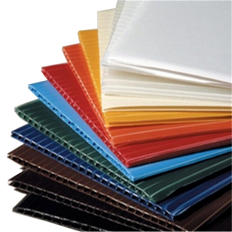 China Polycarbonate Corrugated Pp Sheet