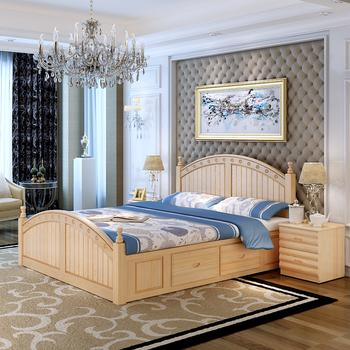 SC0233 High quality Home type hidden storage furniture double beds & Sc0233 High Quality Home Type Hidden Storage Furniture Double Beds ...