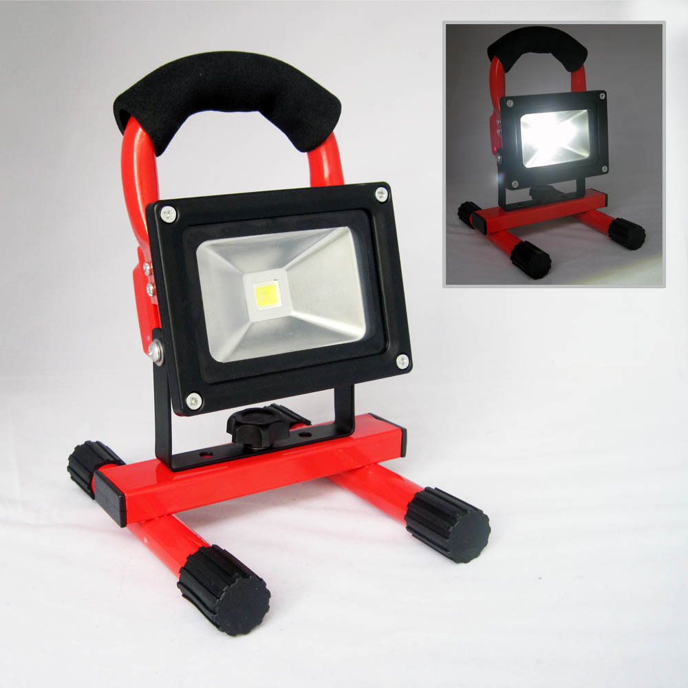 Bridgelux chip 20w portable sports outdoor lighting rechargeable bridgelux chip 20w portable sports outdoor lighting rechargeable led flood light mozeypictures Image collections