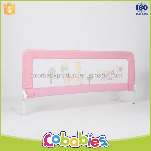 Adjustable Baby Protection Baby Safety Bed Rail Safety kids bed guard