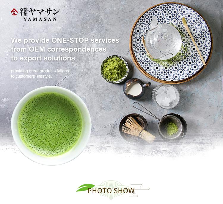 Más alto grado orgánico japonés Matcha té verde para la venta al por mayor