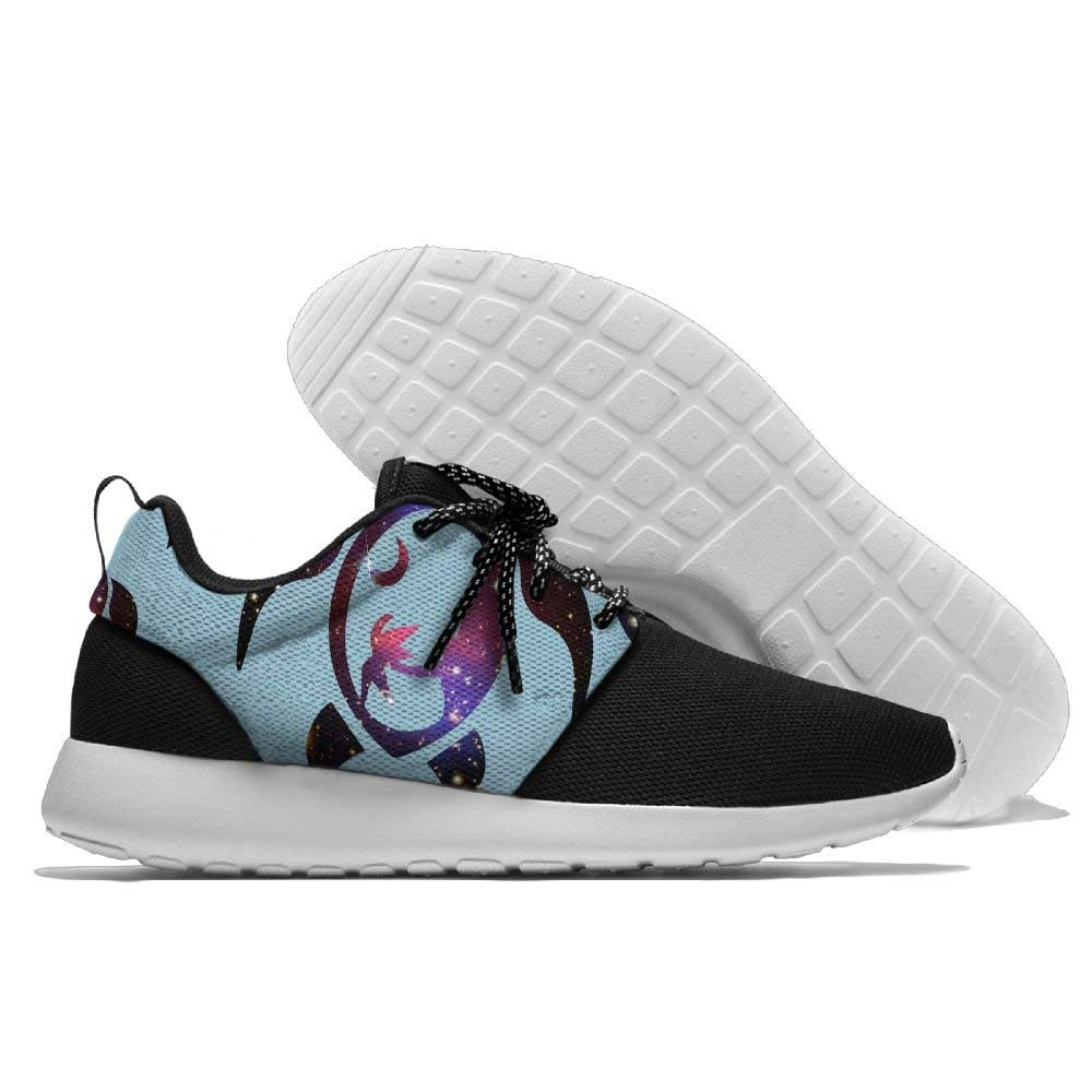 Hawaii Turtle Galaxy Men's Print Lightweight Sport Shoes Fashion Breathable Sneakers Running Shoes
