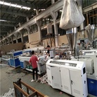Pvc Double Pipe Production Line/Double Pipe Extrusion Line