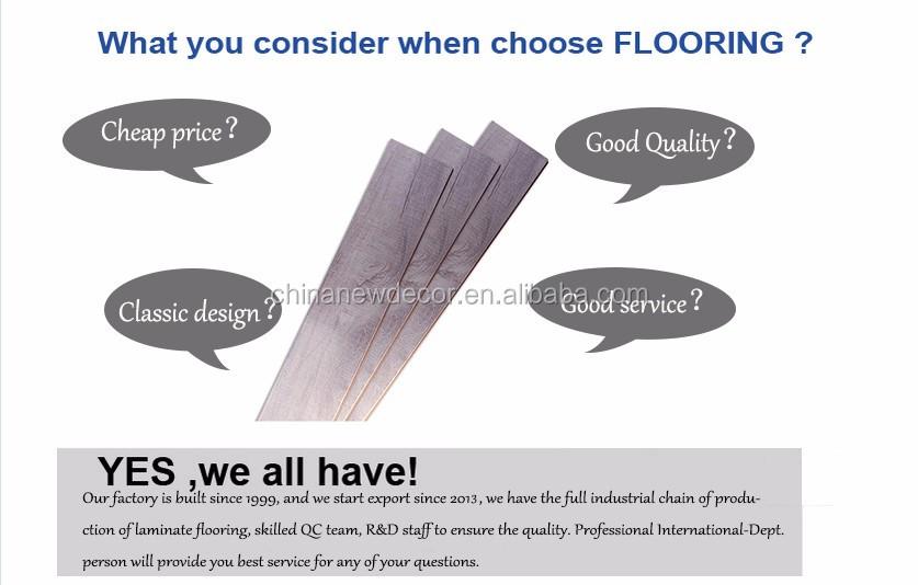 Multi Strip Big Lots 12mm Hdf Waterproof Laminate Flooring En 13329
